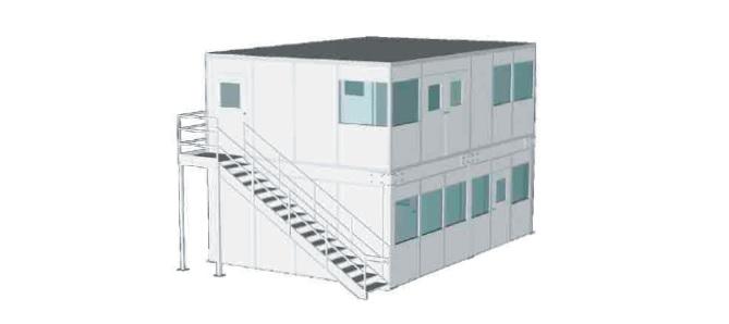 Relocatable Building
