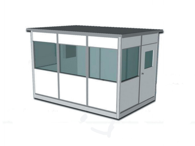 Mobile Prefabricated Office