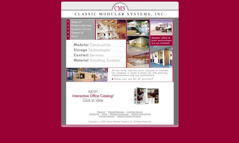 Classic Modular Systems, Inc.