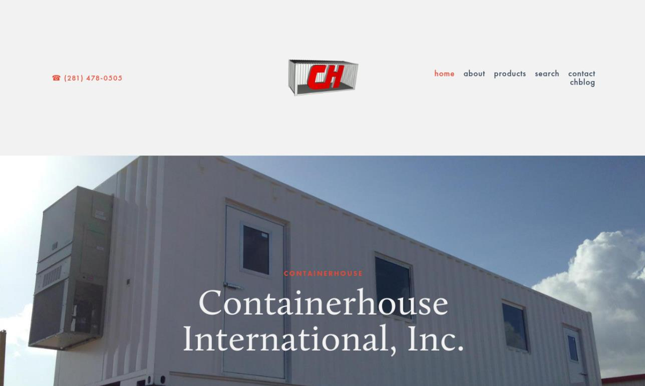 Containerhouse International, Inc.