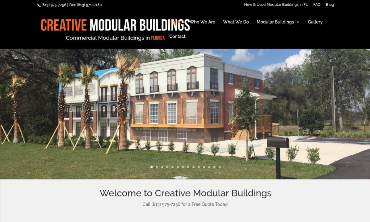 Creative Modular Buildings, Inc.