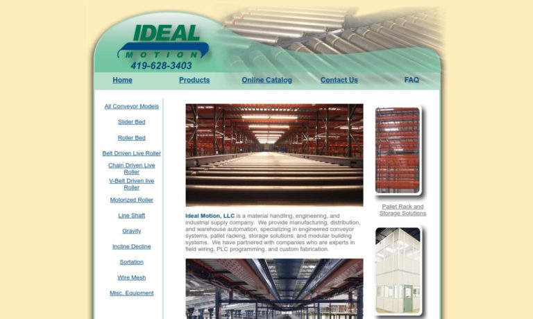 Ideal Motion, LLC
