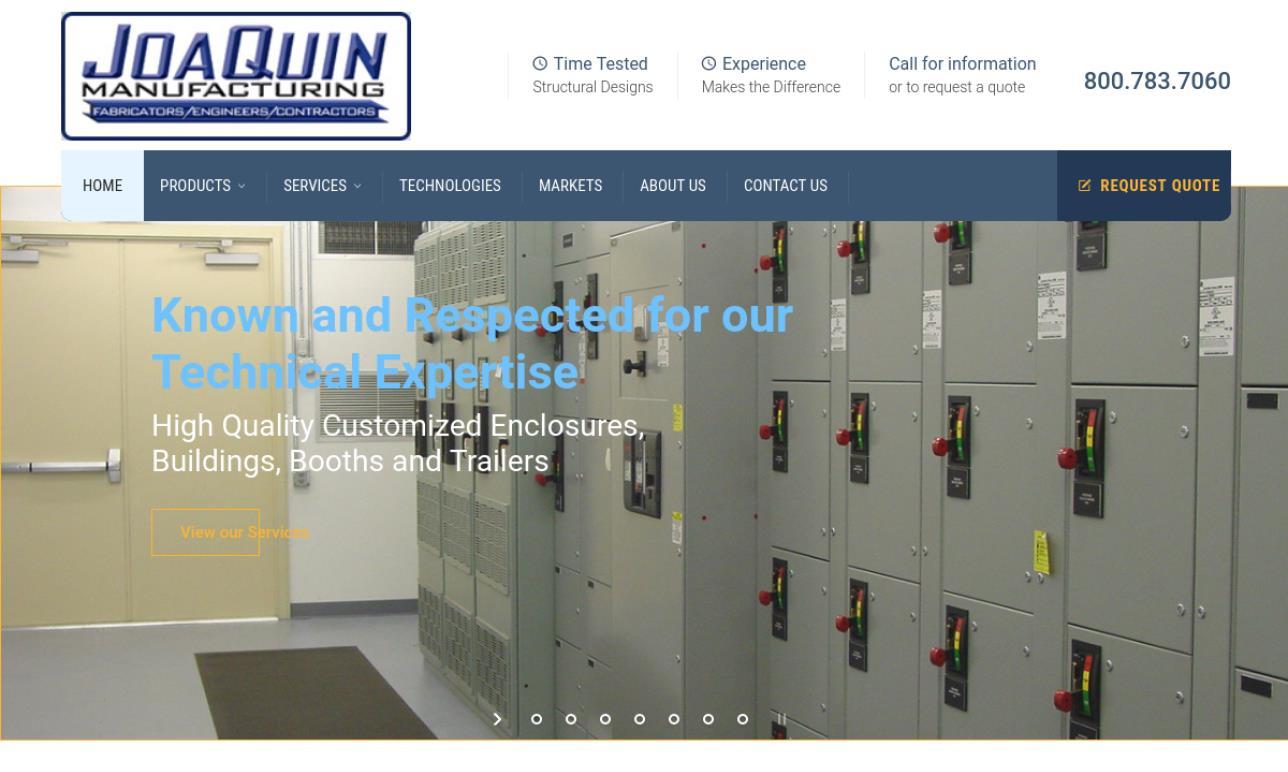 JoaQuin Manufacturing Corporation