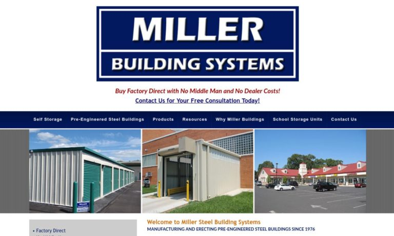 Miller Building Systems