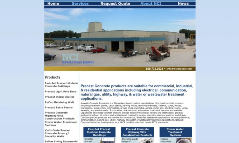 Norwalk Concrete Industries