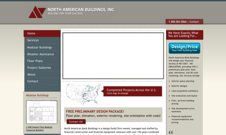 North American Buildings, Inc.