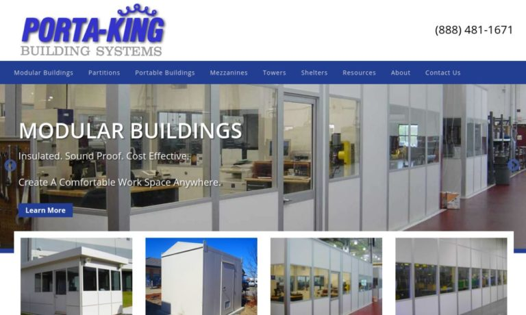 Porta-King Building Systems