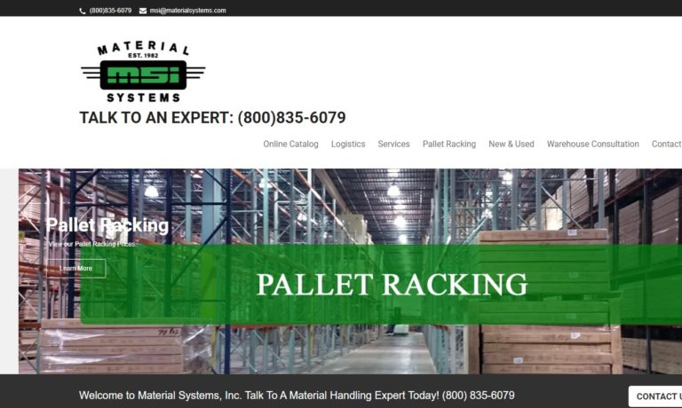 Material Systems, Inc.